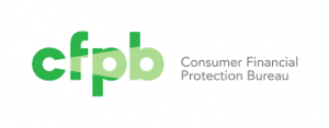The Consumer Financial Protection Bureau enforces rules for mortgage settlement and servicing.